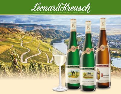 Wines from the mosel region